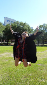 Lynette Zilio University of Florida Graduation